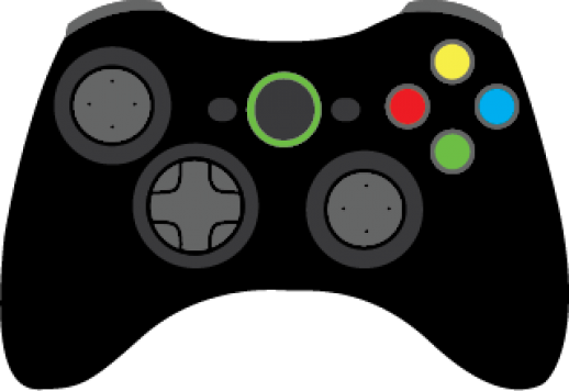 Game clipart transparent. Free video controller download