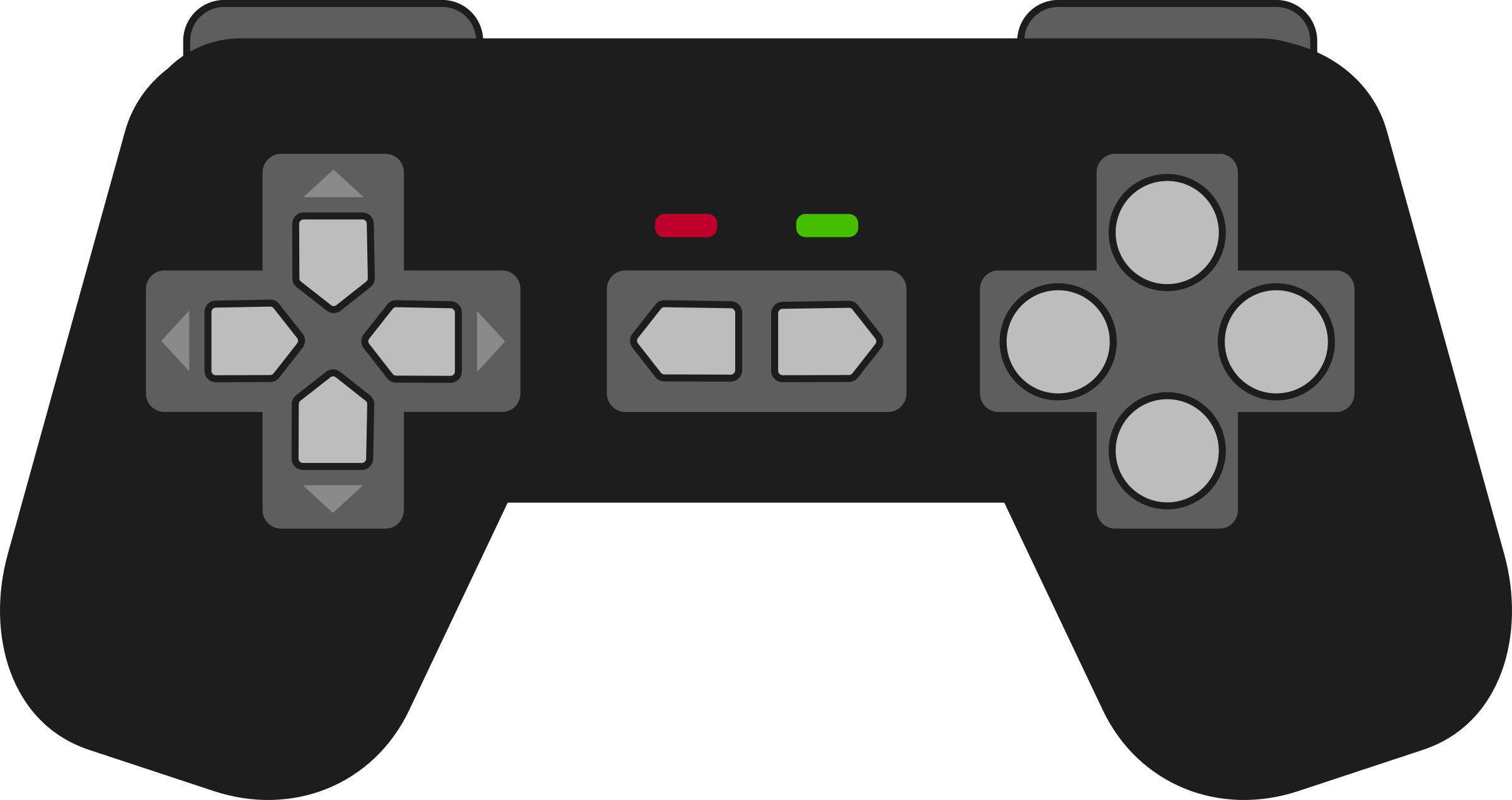 Gamepad black icons png. Gaming clipart ps3 controller