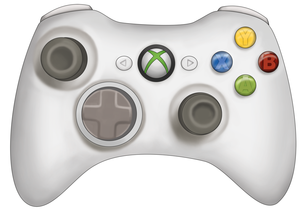 Xbox template pinterest. Gaming clipart ps3 controller