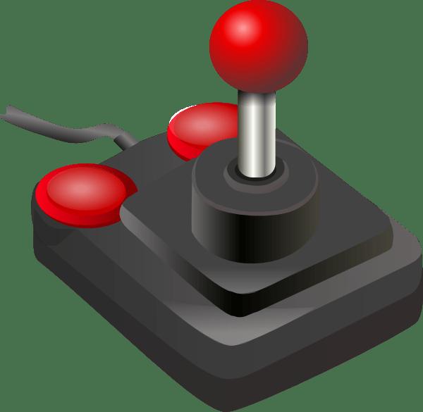 Joystick transparent png stickpng. Electronics clipart controller