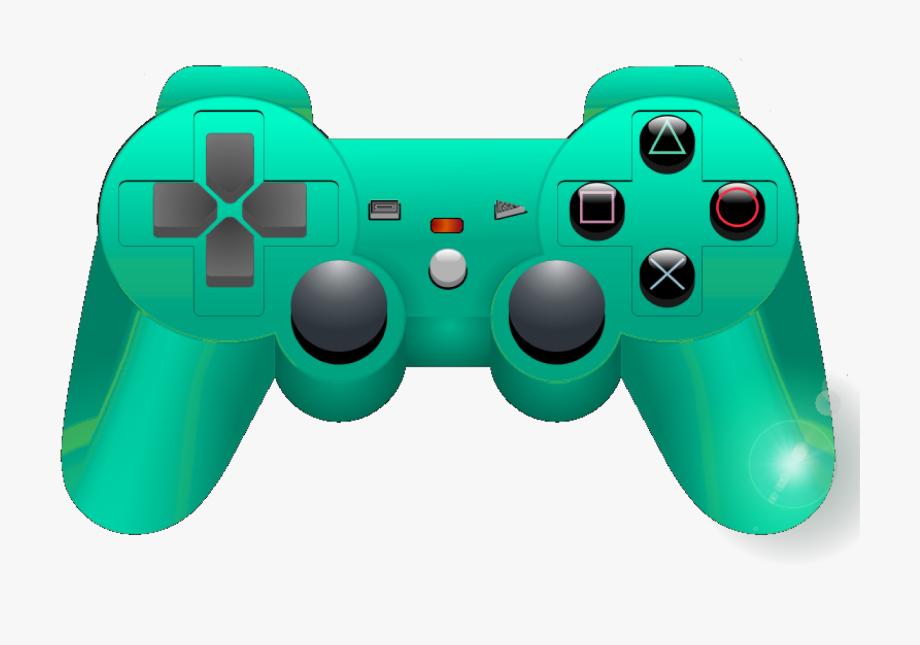 Video controller clip art. Games clipart electronic game