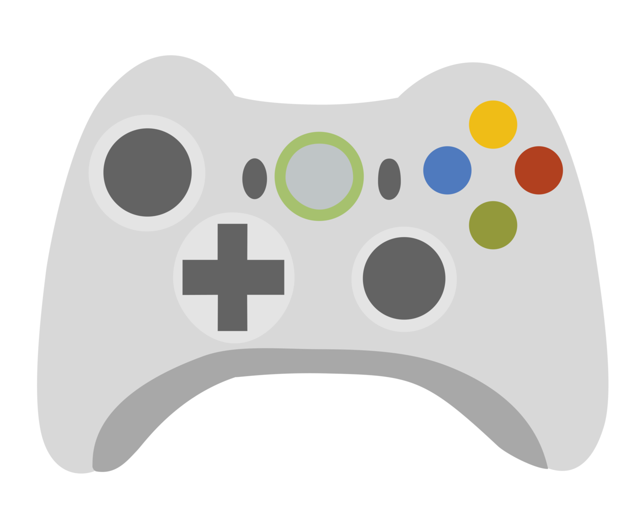 Controller clipart xbox 1 controller, Controller xbox 1 controller