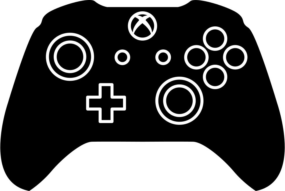 Controller Clipart Xbox 1 Controller Controller Xbox 1 Controller