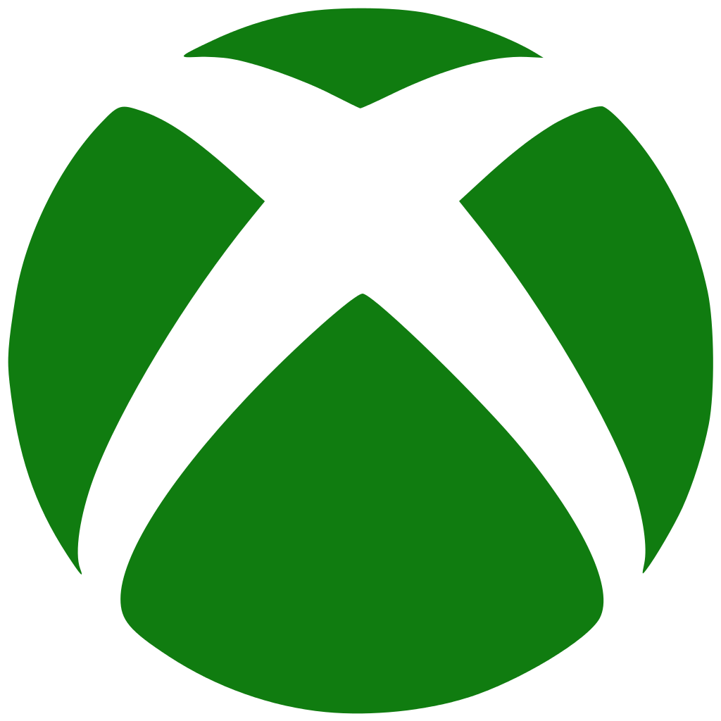 File xbox one logo. Gaming clipart svg