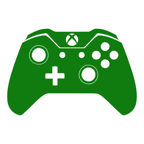 Xbox one controller party. Game clipart remote