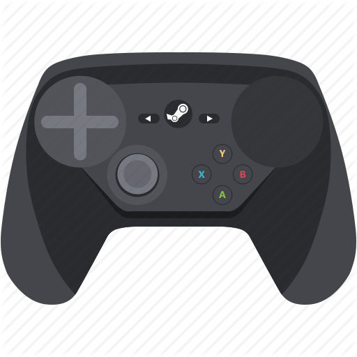 Game device by artyom. Controller icon png