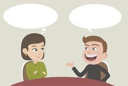 Conversation Clipart