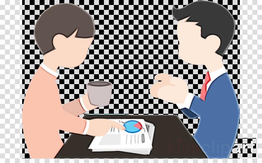 Conversation clipart business conversation. Clip art job service