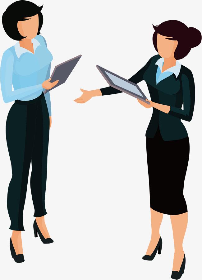 Portal . Conversation clipart business conversation
