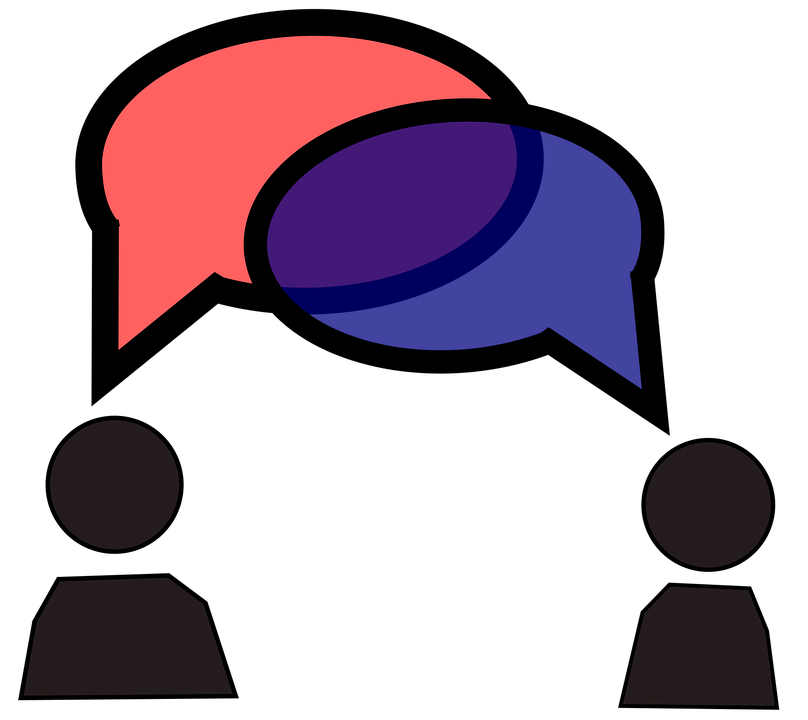 Conversation clipart daily. Active minds what are