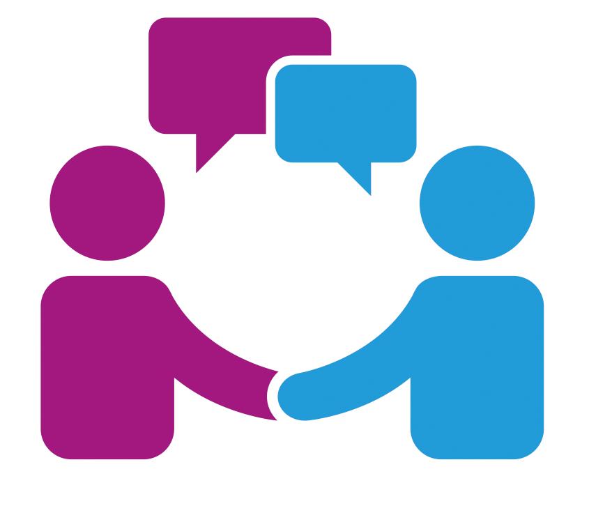 Conversation clipart difficult conversation. Making tougher feedback conversations