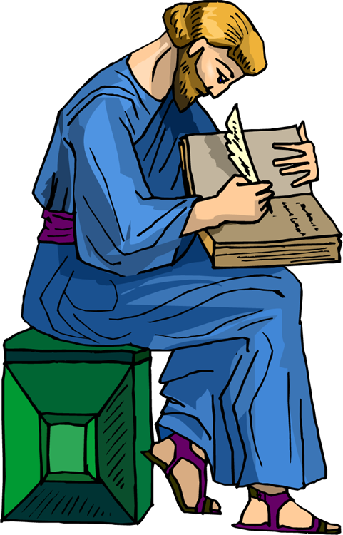 Antion com blog the. Writer clipart scribe