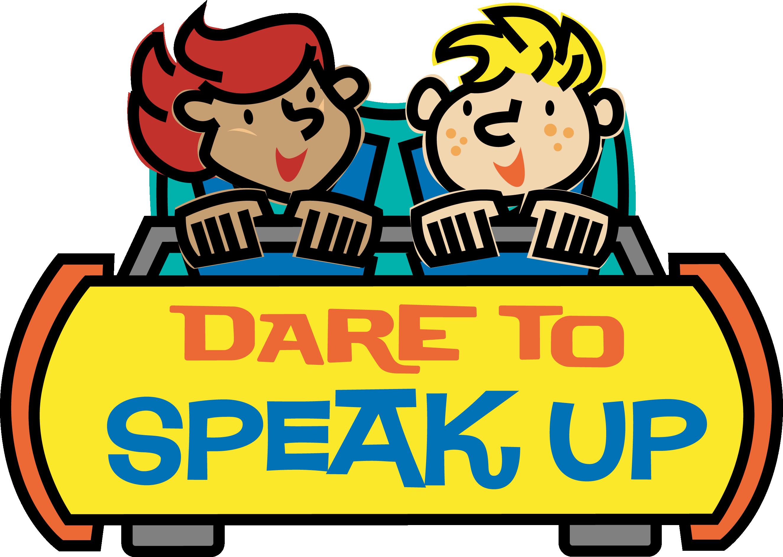 Speak Up Clipart