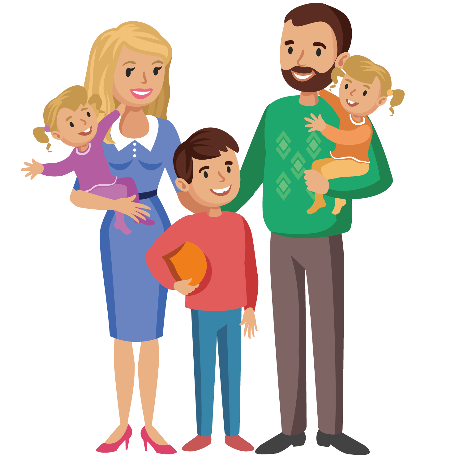 clipart happy parents complete parent transparent illustration traveller elite tour conversation transprent