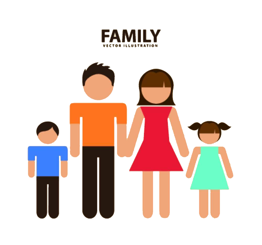 Royalty free animation stock. Conversation clipart family conversation