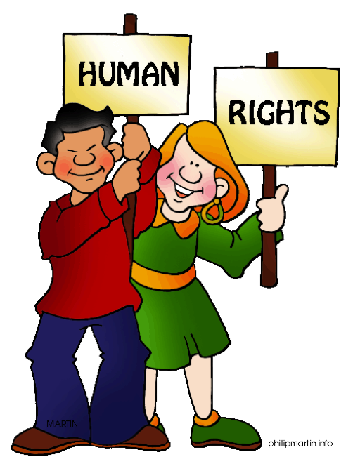 Civil rights movement this. Human clipart many