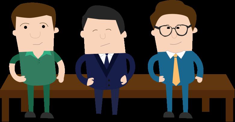 Conversation clipart group decision making. Business latus solutions