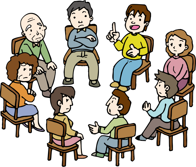 Medium image png . Group clipart group therapy