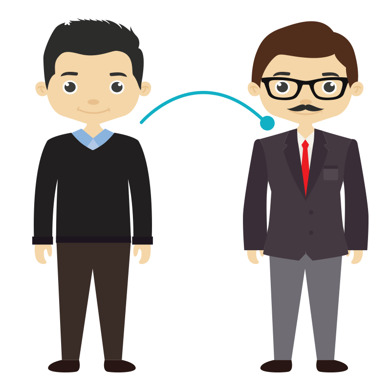 Conversation clipart interpersonal communication. Career counselor india avoiding