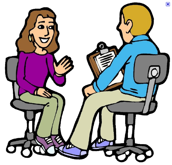 collection of png. Conversation clipart interview