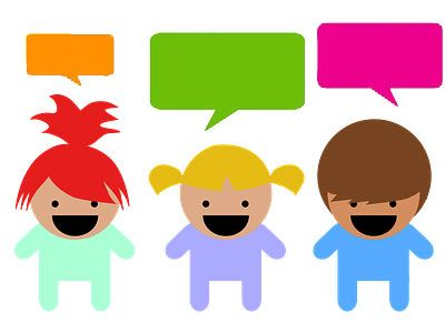 Conversation clipart language skill. Oral is the foundation