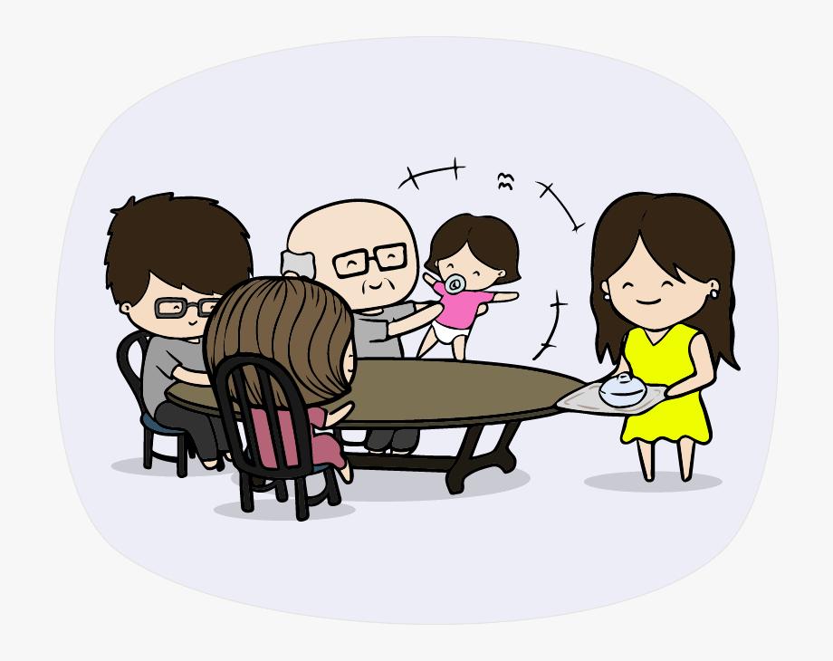 Cartoon cliparts . Conversation clipart oral test