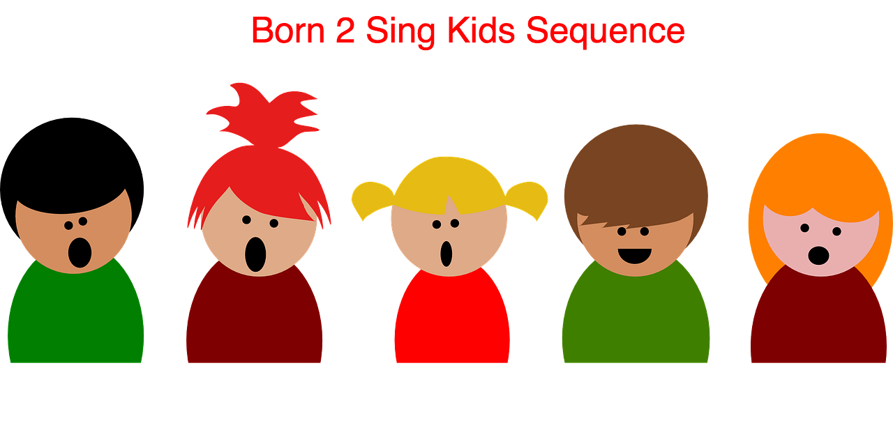Young clipart birth order. Born sing kids blog
