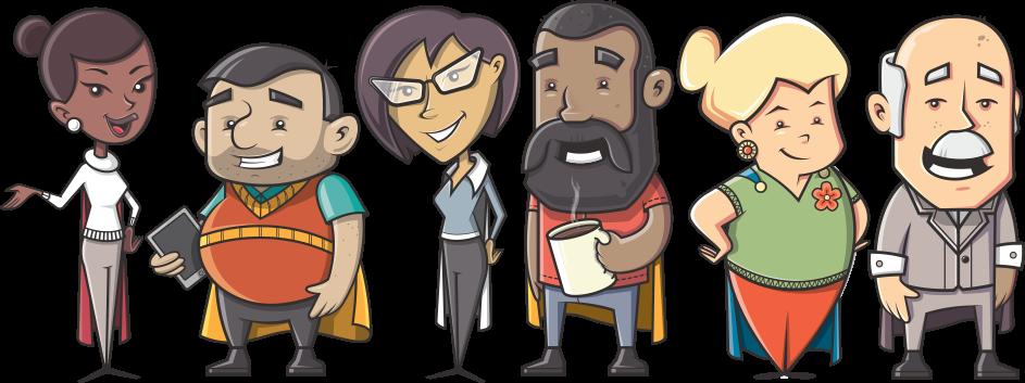 Conversation clipart social hour. Leadership styles hogan leader