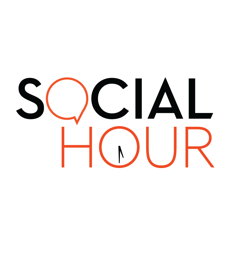 O donnell agency . Conversation clipart social hour