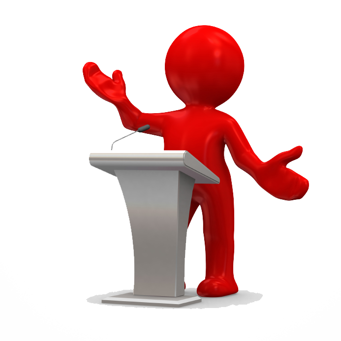 speaking huge freebie. Excited clipart student speaker