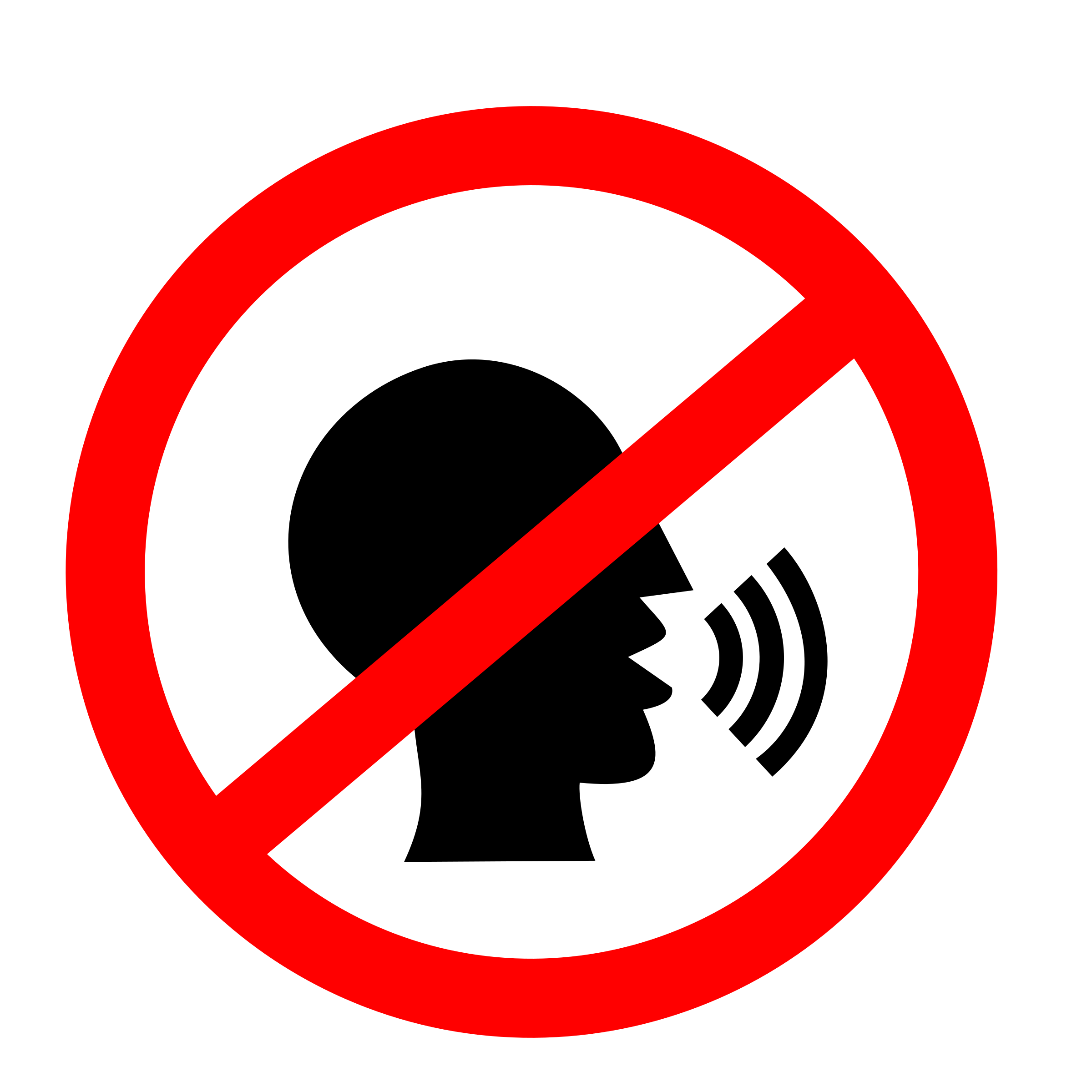 Secret clipart silence sign. No talking full quality