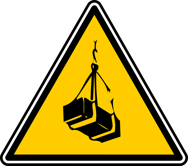 Line of fire hazards. Engineer clipart office safety