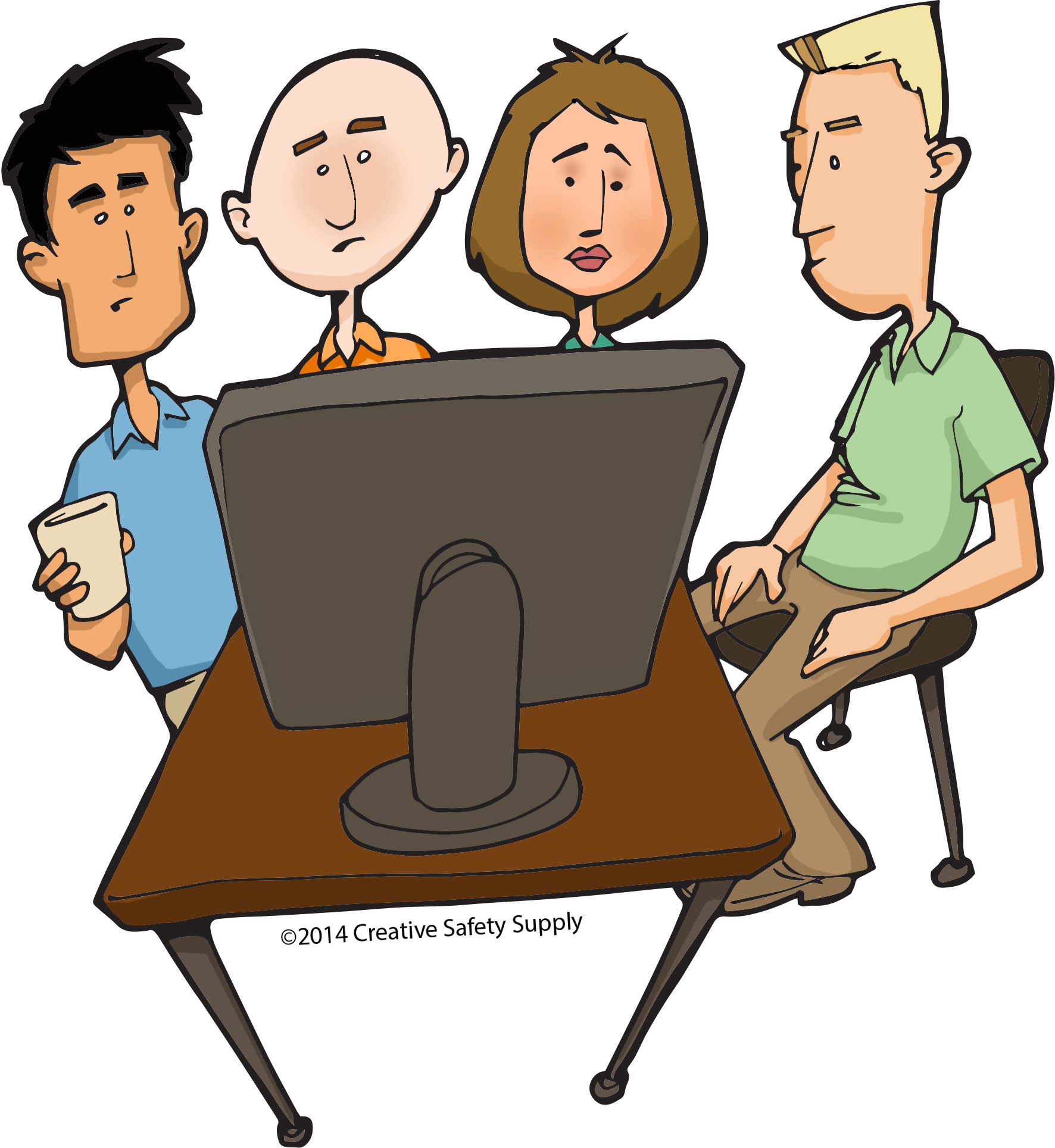 Training trends in the. Organized clipart product safety