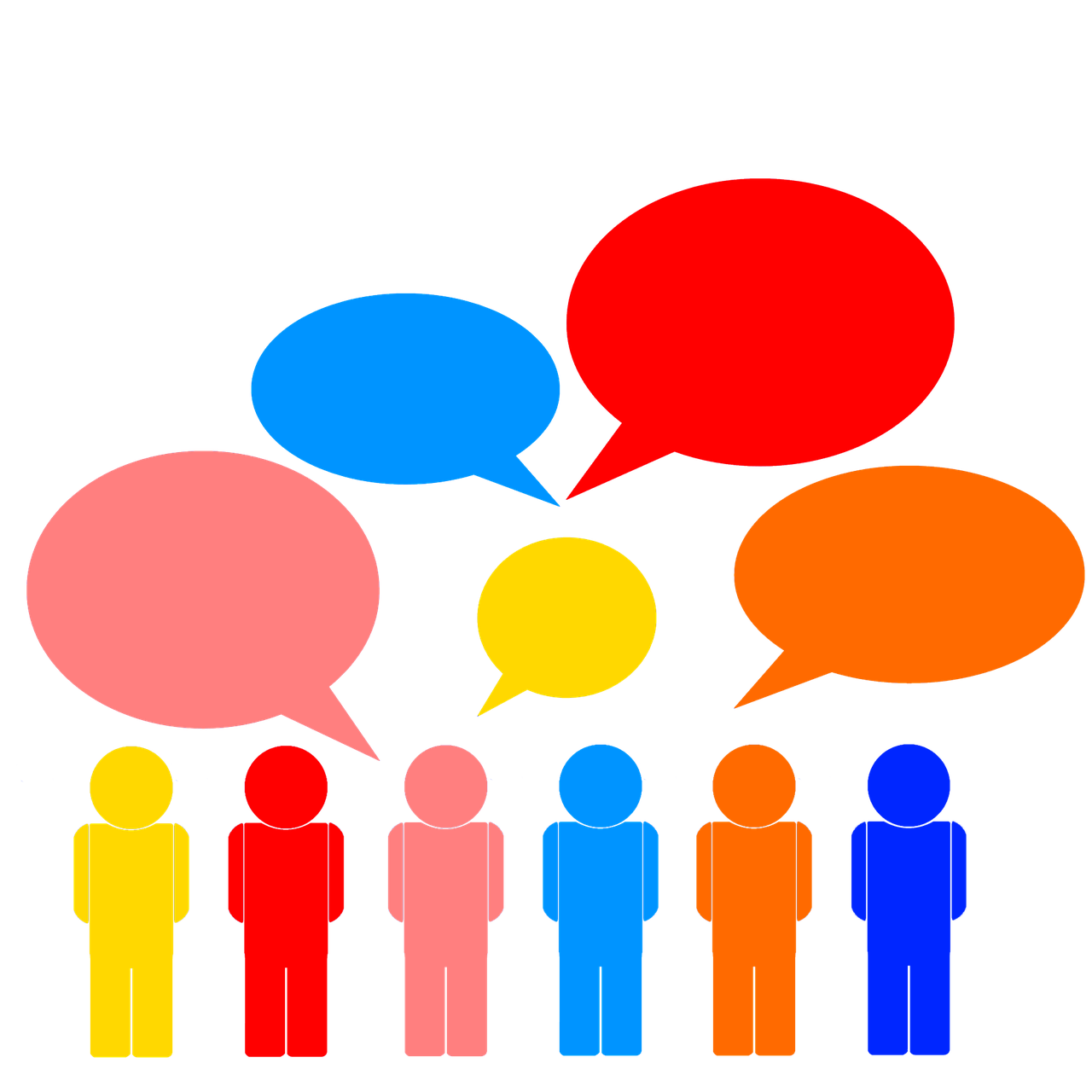 Conversation clipart topic. Using board thought topics