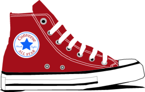 Shoes google search brands. Converse clipart