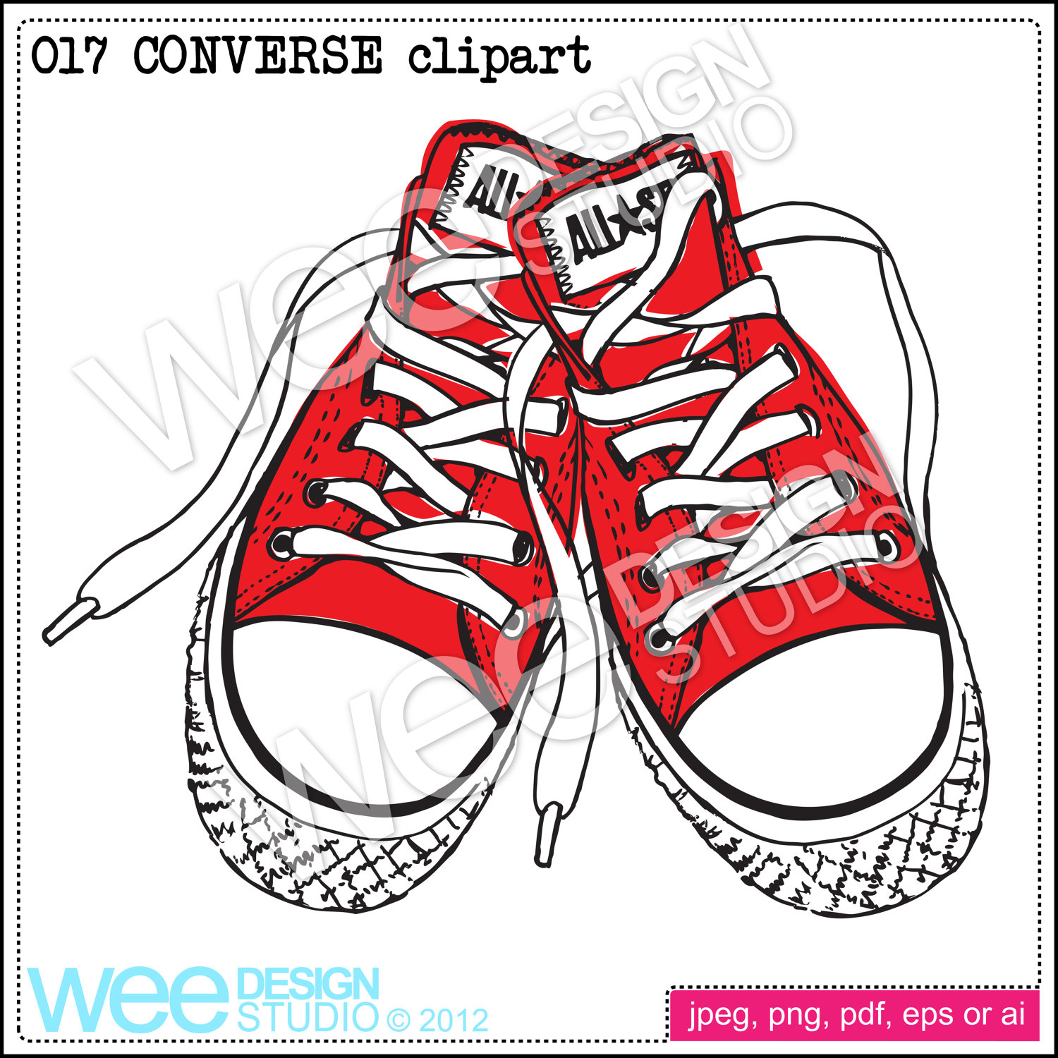 Drawing on at getdrawings. Converse clipart