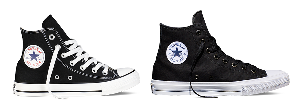 Converse clipart blank. Reinventing an icon lessons