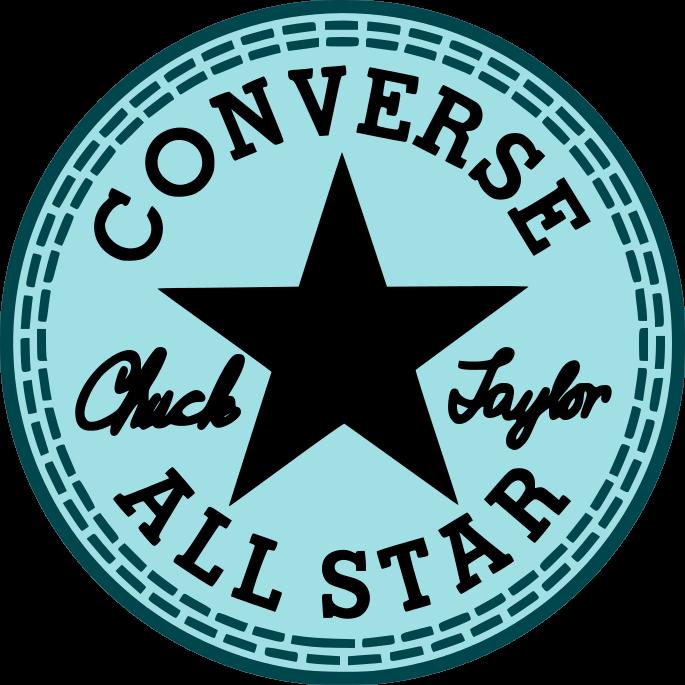 Chuck taylor logo font. Converse clipart border