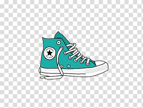 Overlays untied lace of. Converse clipart green clipart