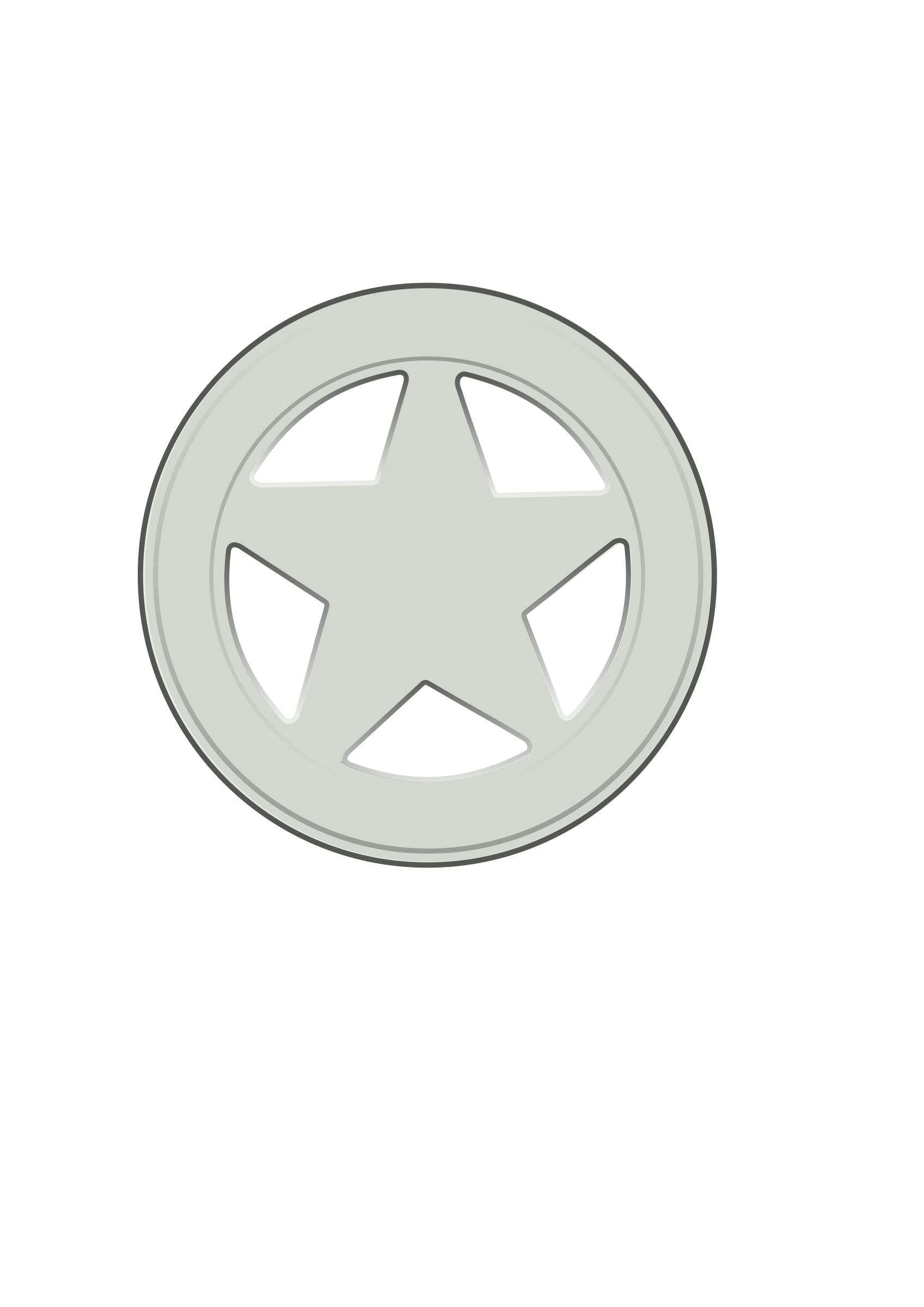 Converse clipart icon. Sheriff badge big image