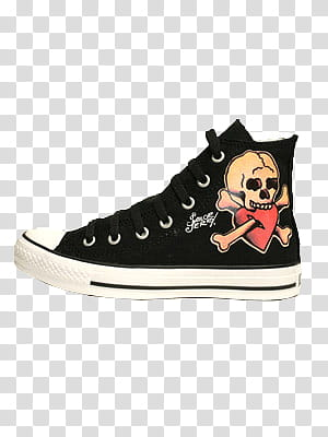 All star black and. Converse clipart illustration