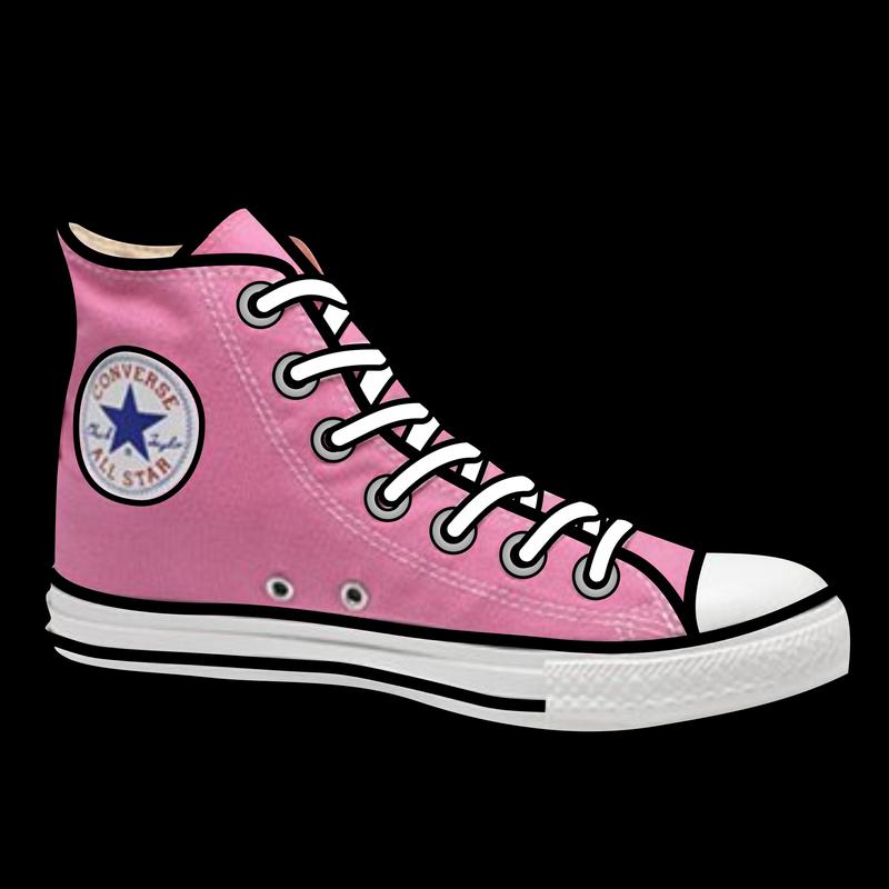 Converse clipart jeans sneaker. Symbol clothing talksense footwear