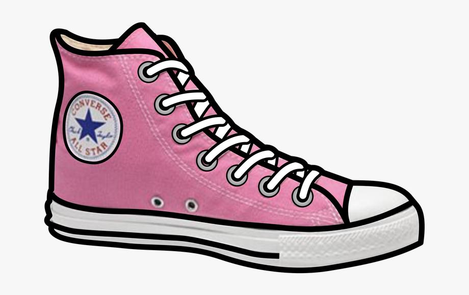 Converse clipart jeans sneaker. Walking shoe free