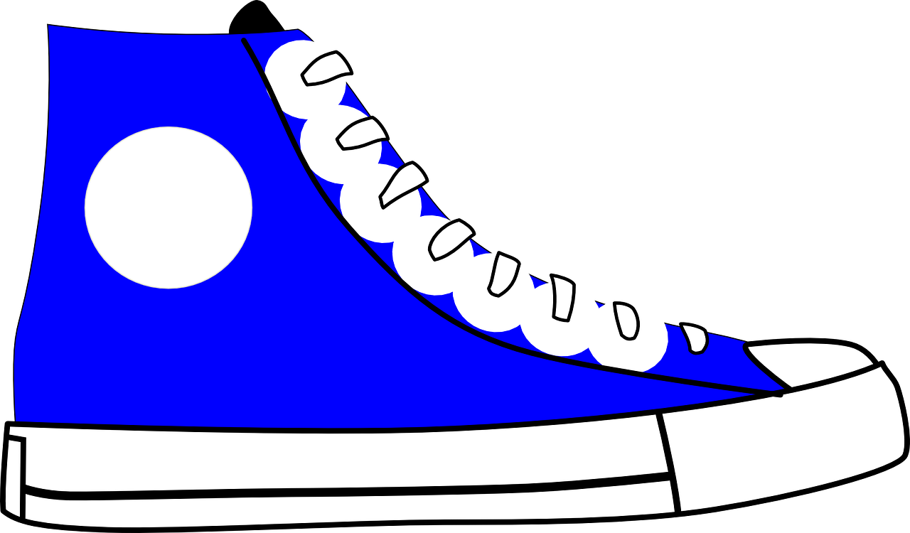 Converse clipart old. All star shoe png