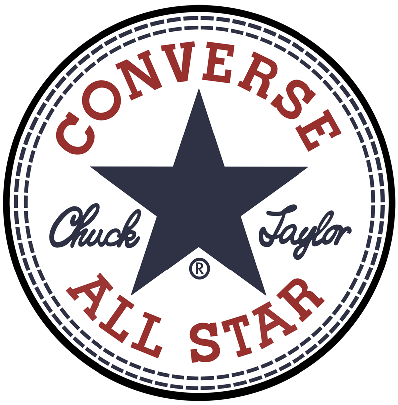 Converse clipart pin. All star logos images