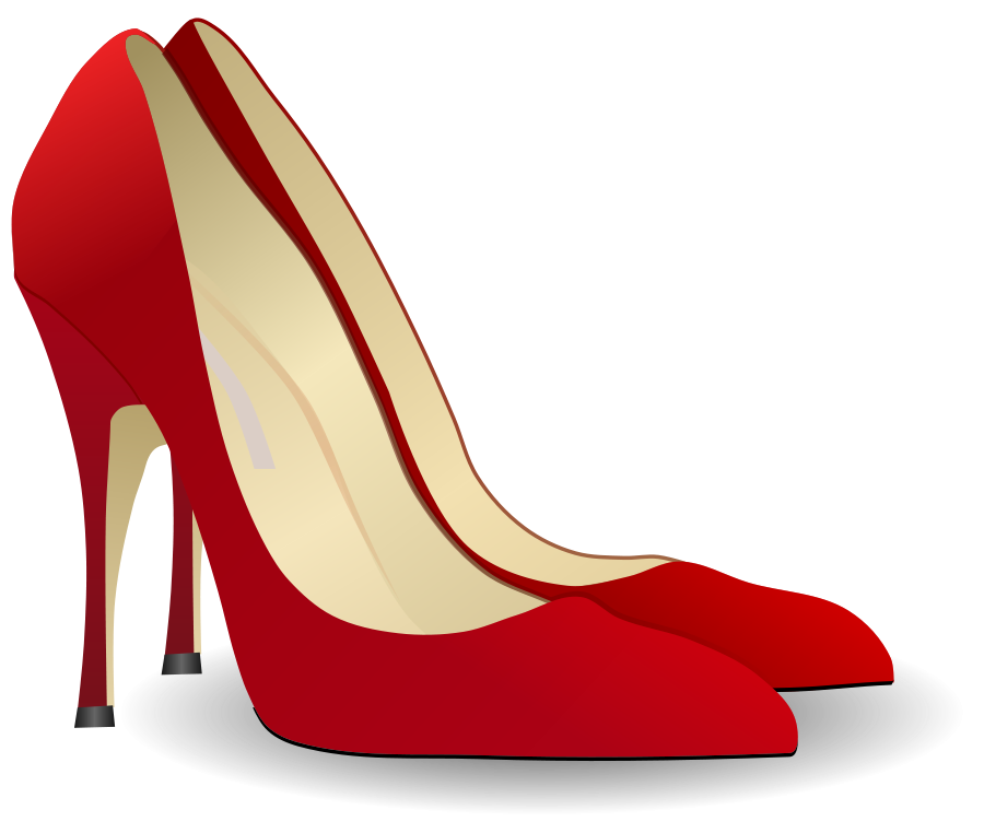 Heels clipart shoe barbie.  collection of red