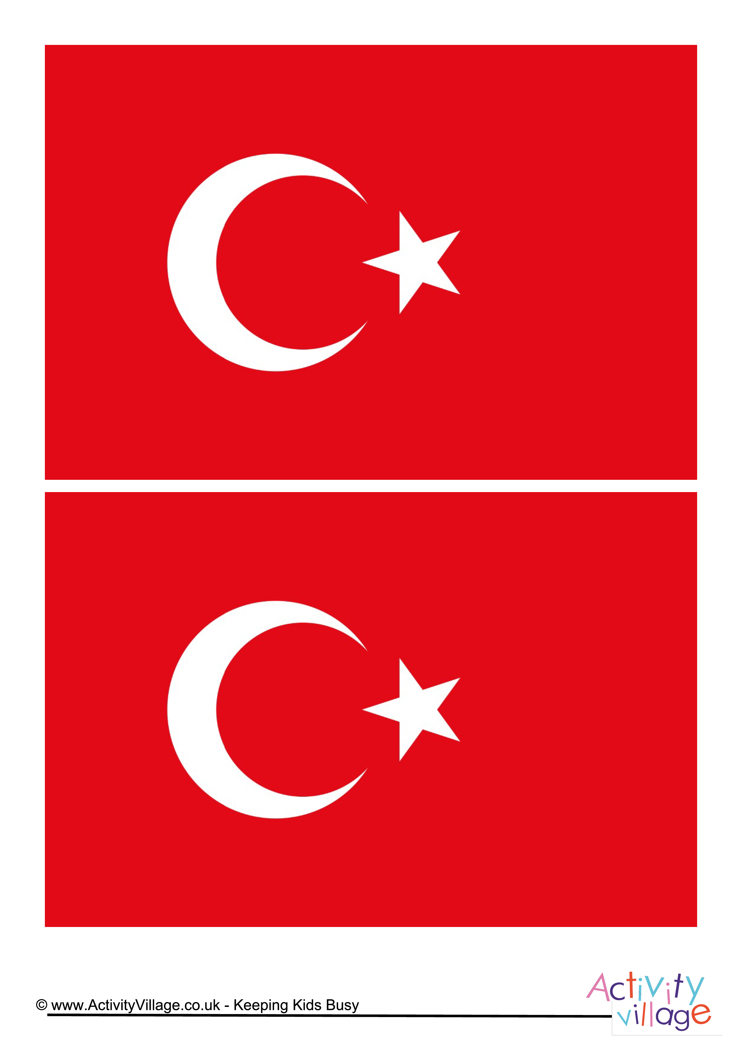 Turkey flag download this. Converse clipart template