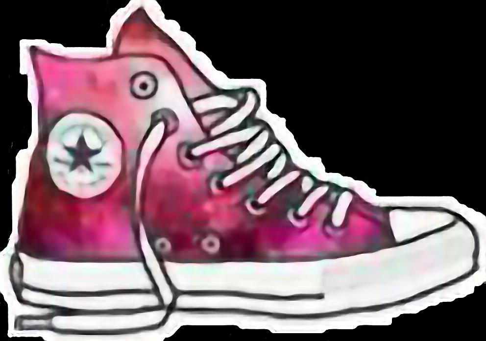 Allstar rosegalaxy report abuse. Converse clipart tumblr sticker