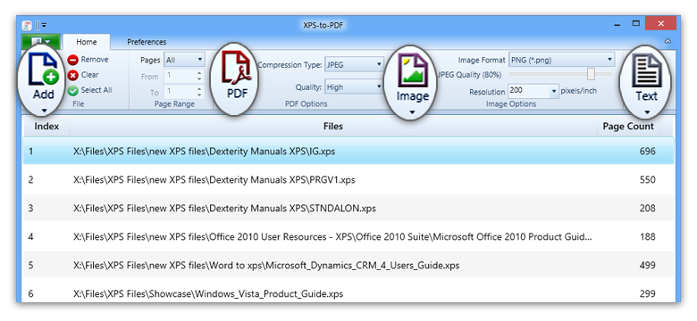 Convert png to jpg windows 10. Xps pdf and oxps