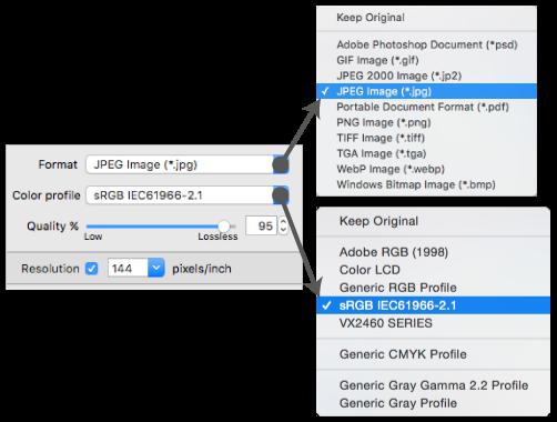 Convert tiff to png windows. Photoconvert batch image converter